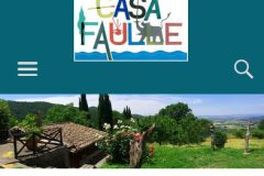 Website Casa Faulle